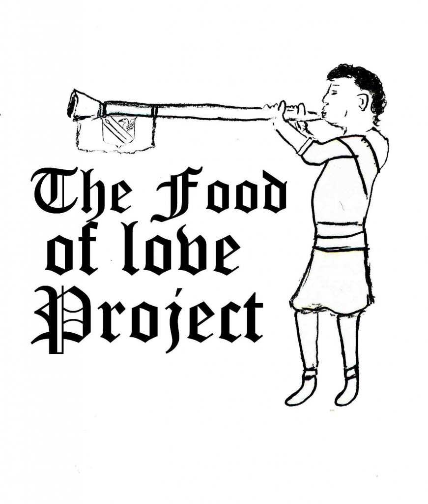 food of love cover